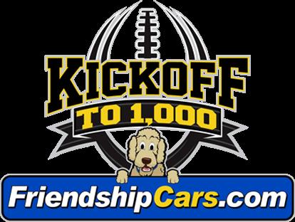 Kickoff to 1,000