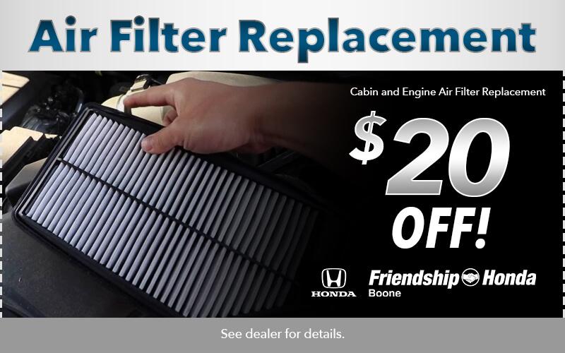 Air Filter Discount