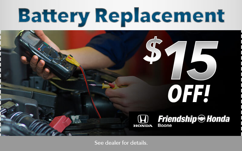 Battery Discount