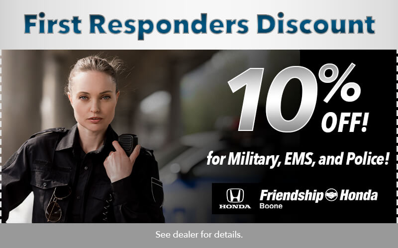 Military/First Responders Special