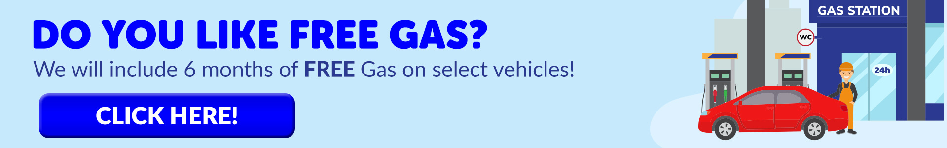 Free Gas!