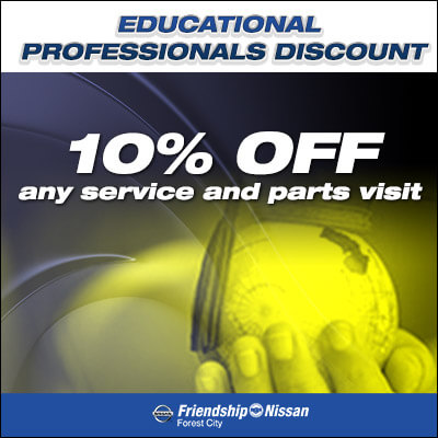 Educational Professionals Discount