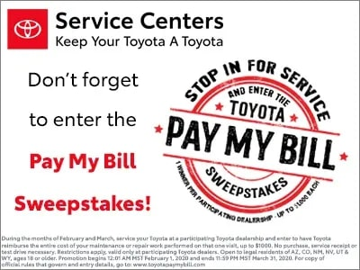 Pay My Bill Sweepstakes