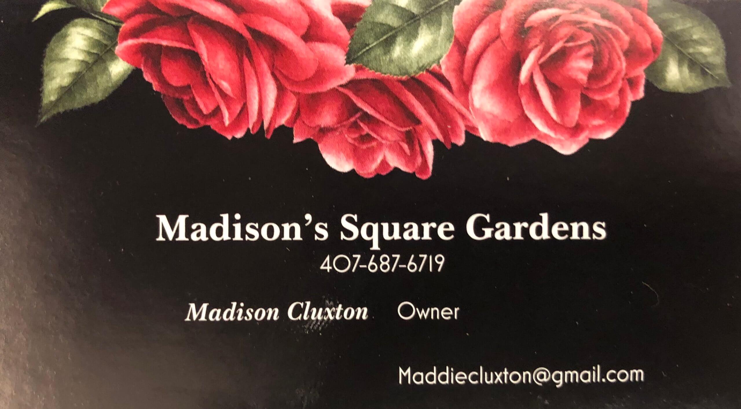 Madison Garden