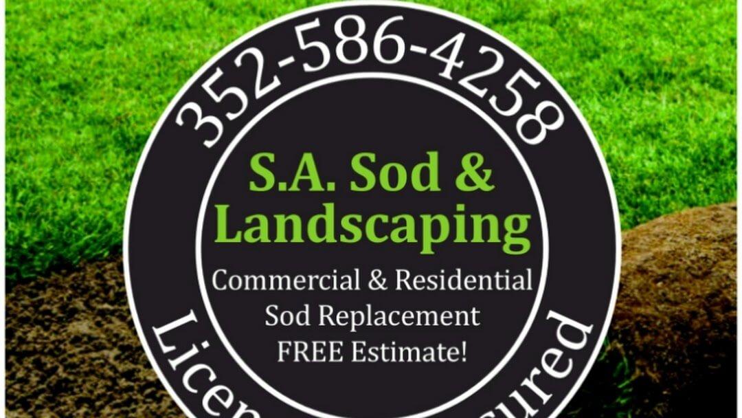SA Sod Landscaping
