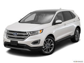 2015 Ford Edge Incentives