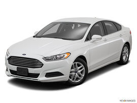 2016 Ford Fusion Incentives
