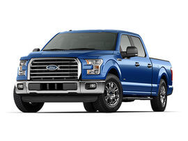 2015 Ford F-150 Incentives