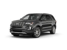 2016 Ford Explorer Incentives