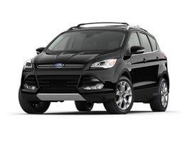 2016 Ford Escape Incentives