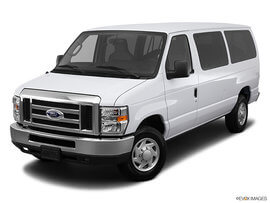 2014 Ford Econoline Wagon Incentives