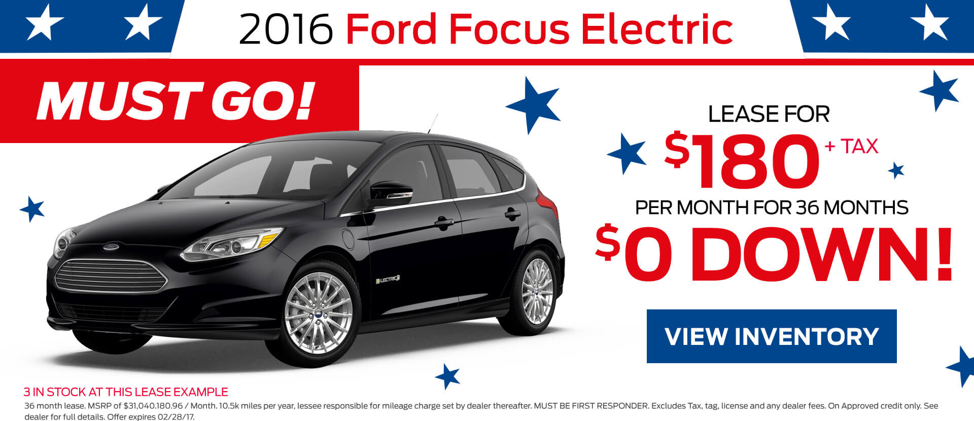 Focus Electric HP