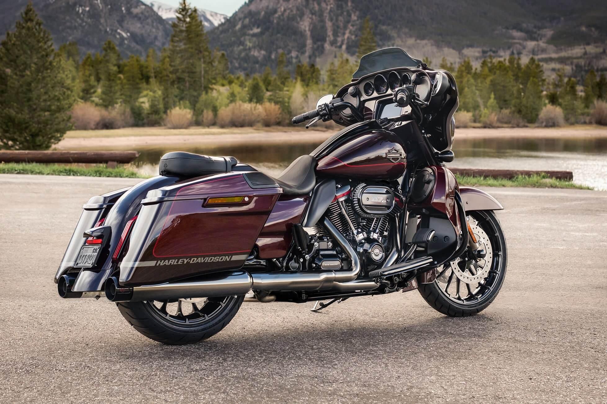 CVO™ STREET GLIDE® - Big Swamp Harley Davidson