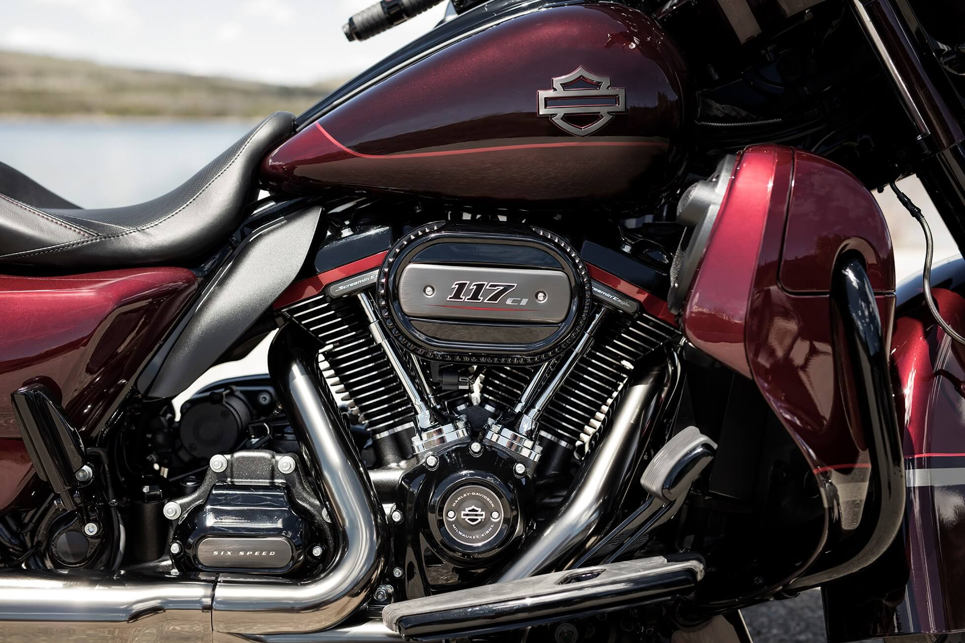 Milwaukee-Eight® 117