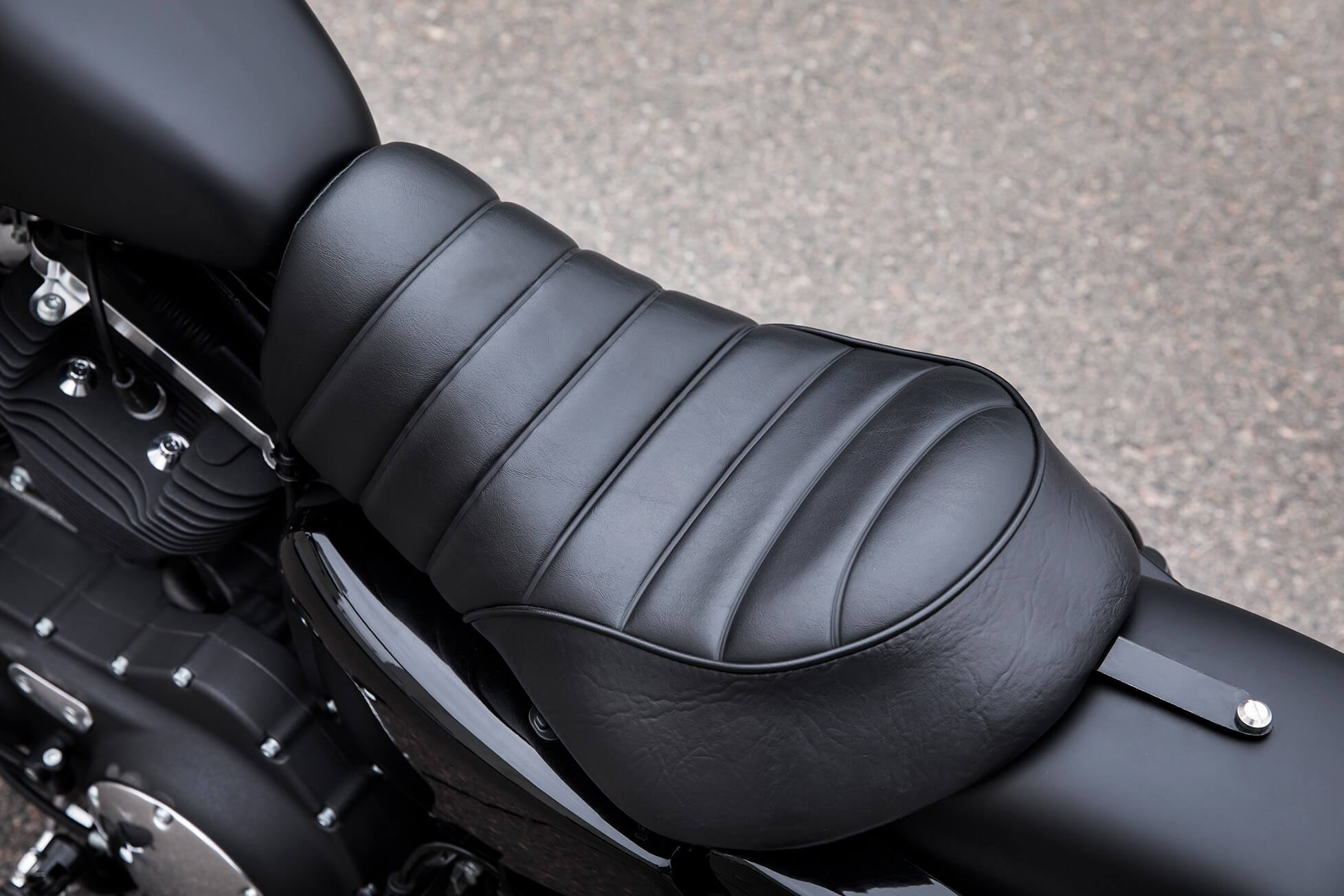 Tuck And Roll Seat