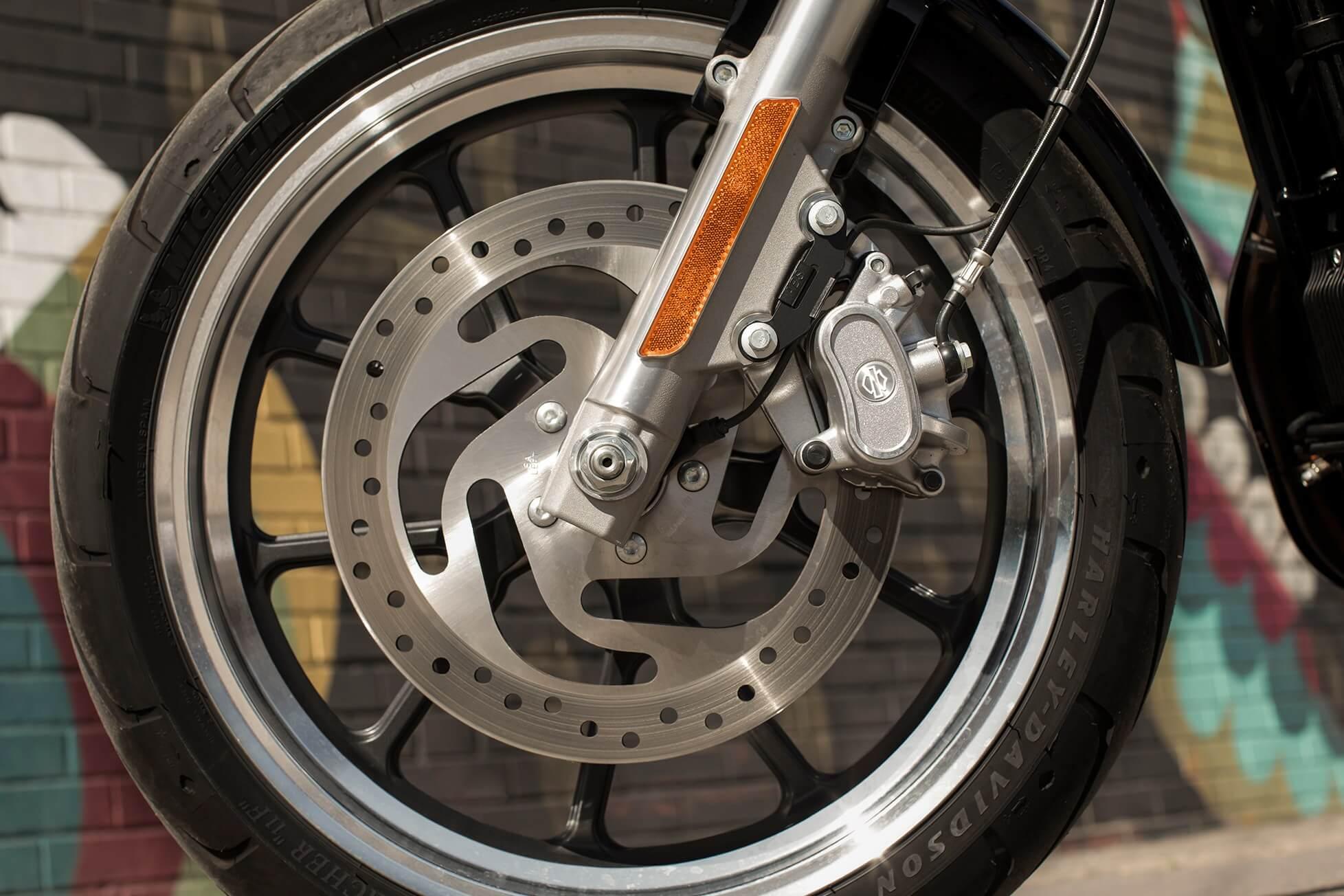 Foundation Brake System