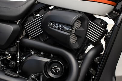 High Output Revolution X 750 Engine