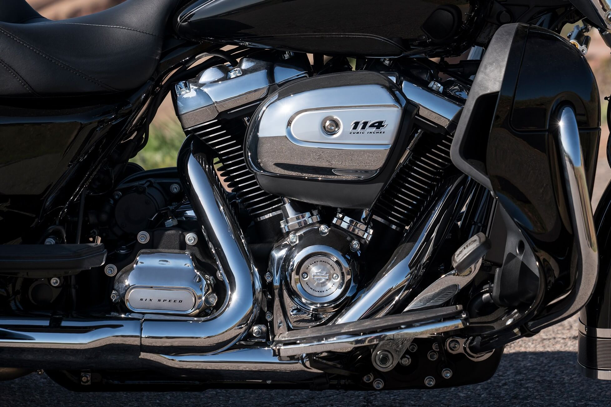 Twin-Cooled Milwaukee-Eight® 11