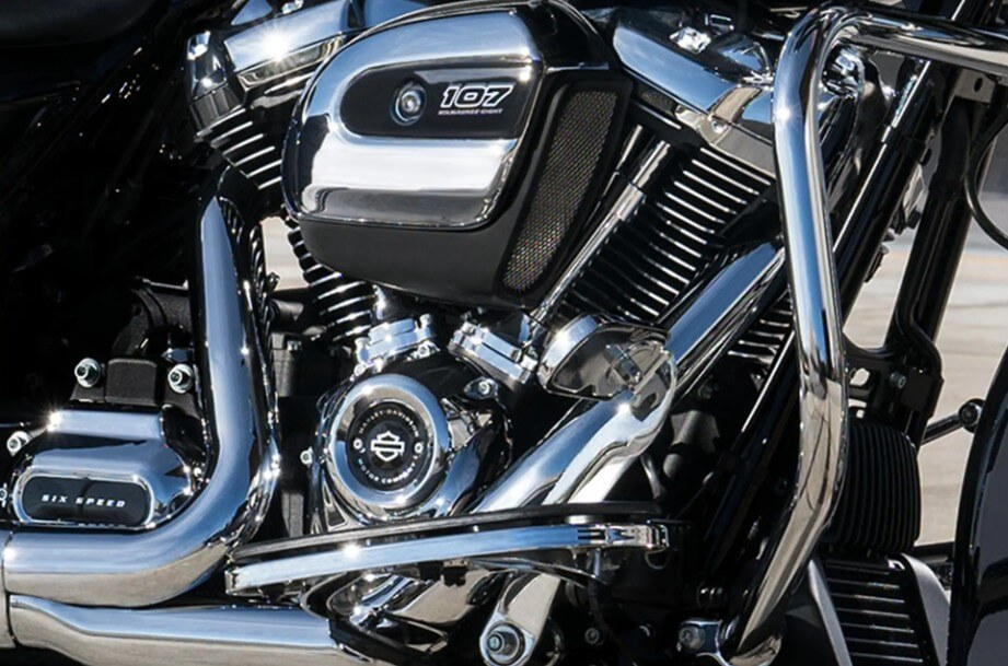 Milwaukee-Eight® 107 V-Twin Engine