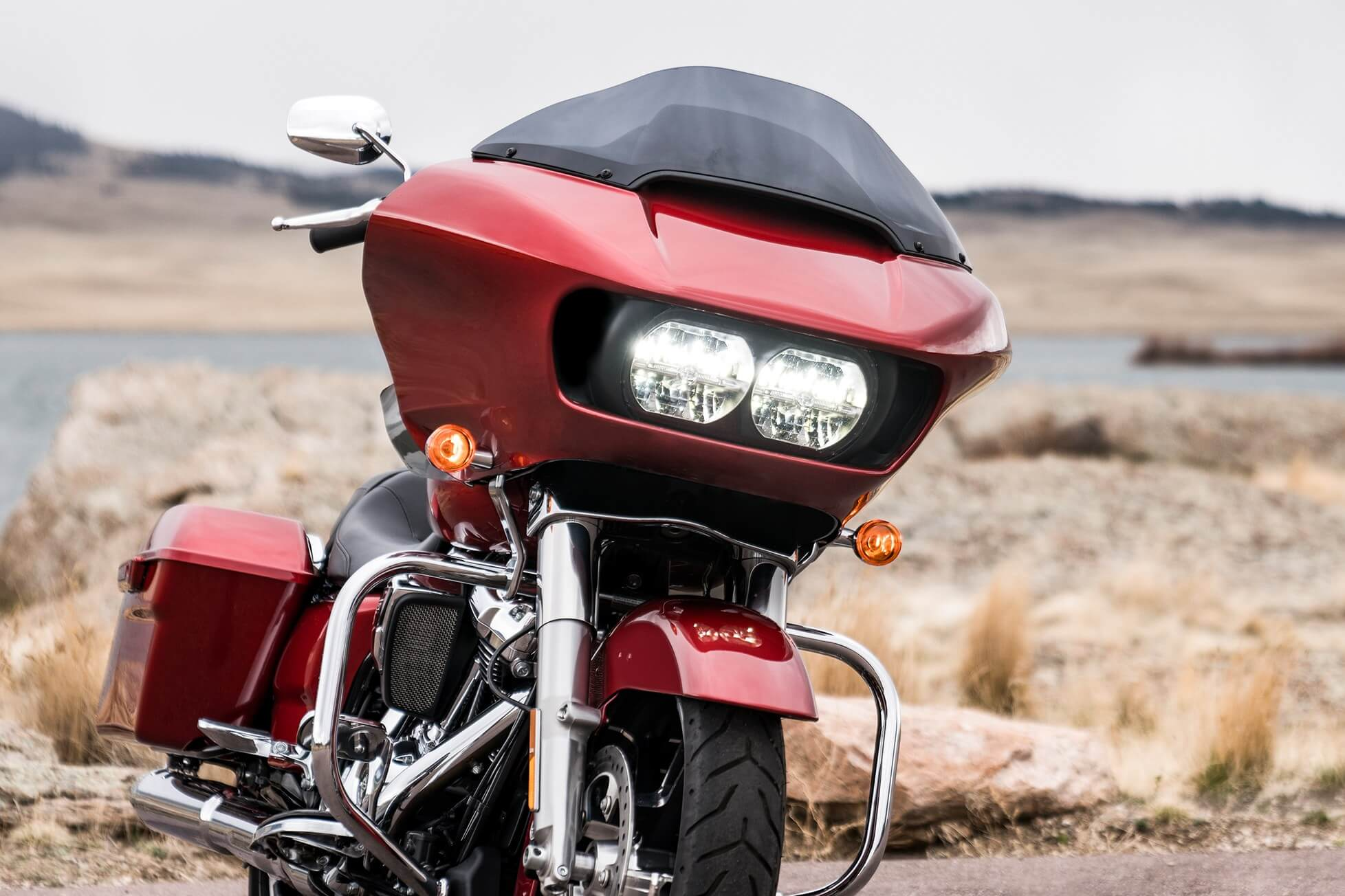 Dual Daymaker Reflector Led Headlamps