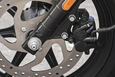 Optional Anti-Lock Brakes (Abs)