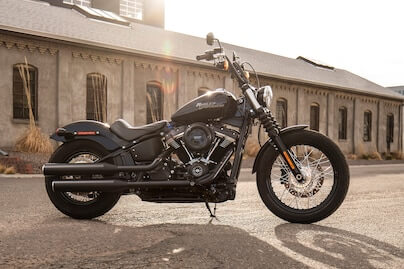 Stripped-Down Raw Bobber Style