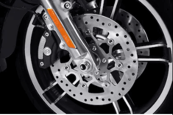 REFLEX™ LINKED BREMBO BRAKES WITH STANDARD ABS