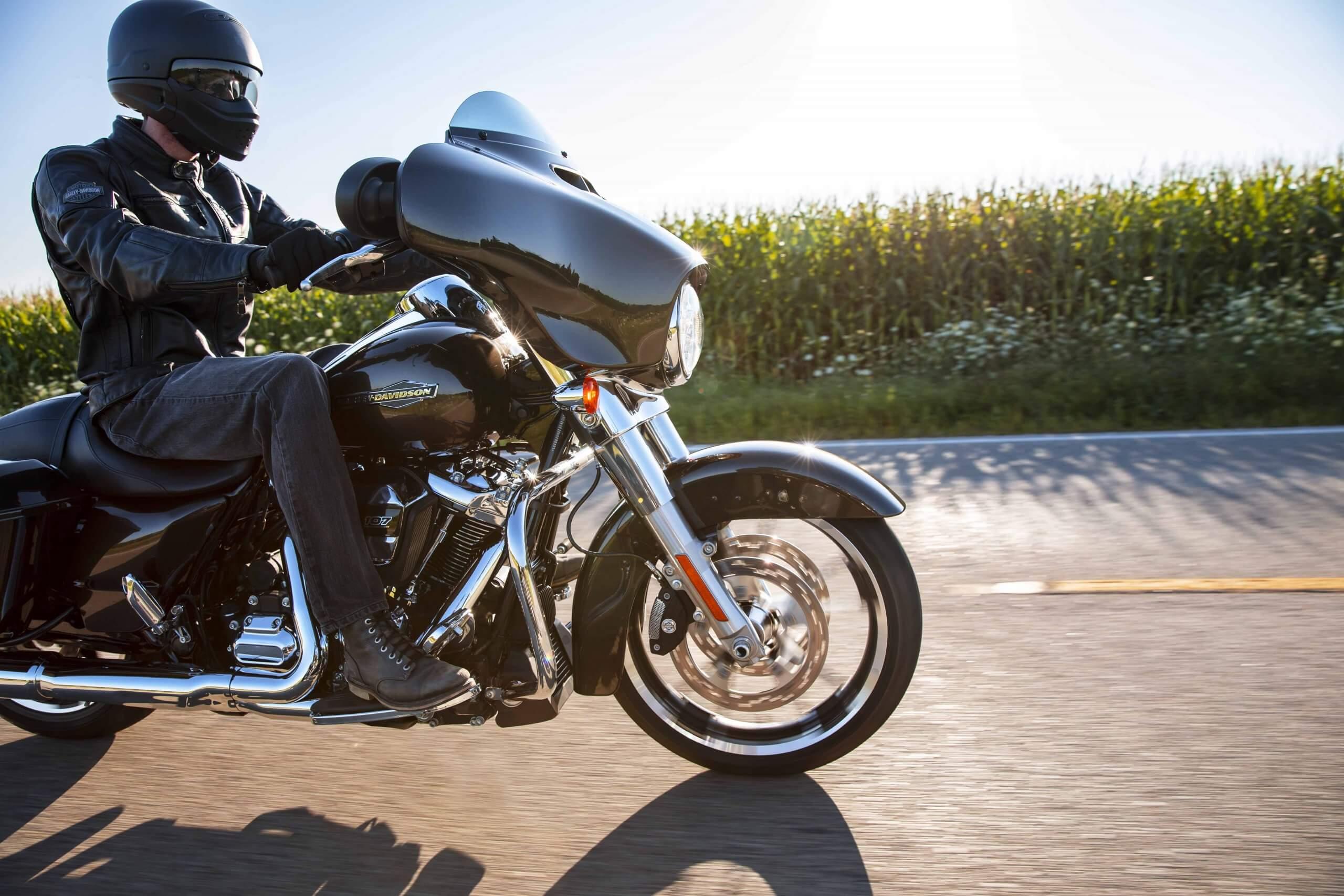Riders seeking a showstopping custom bagger