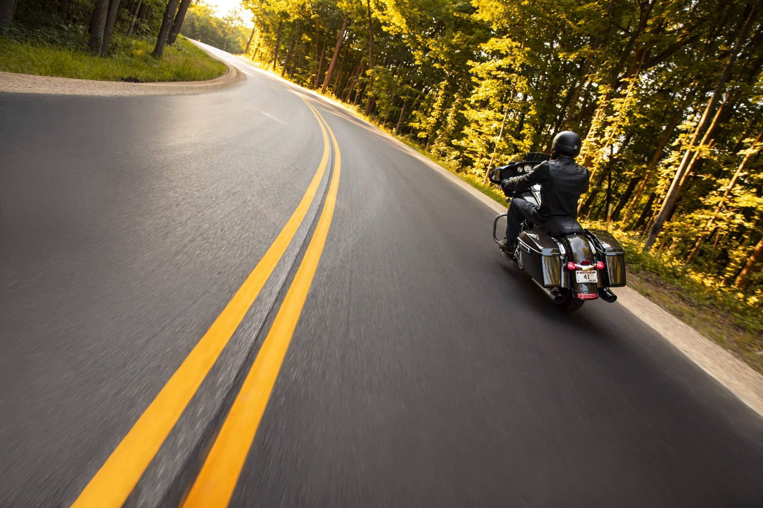Stage II Harley-Davidson® Audio powered by Rockford Fosgate