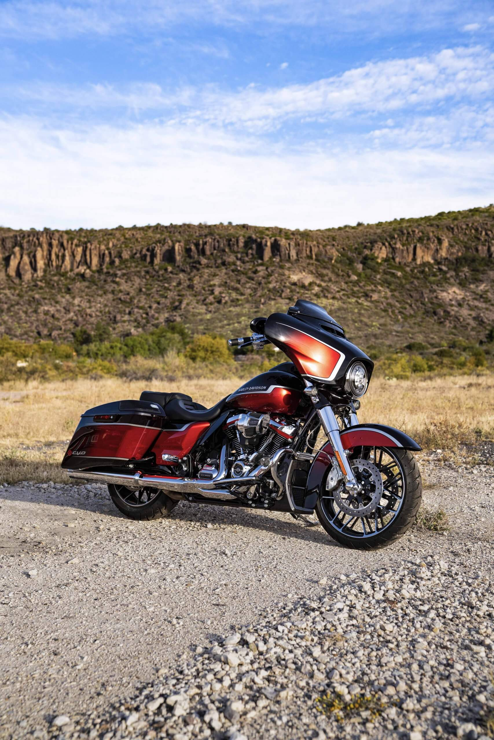 Stage II Harley-Davidson® Audio powered by Rockford Fosgate
