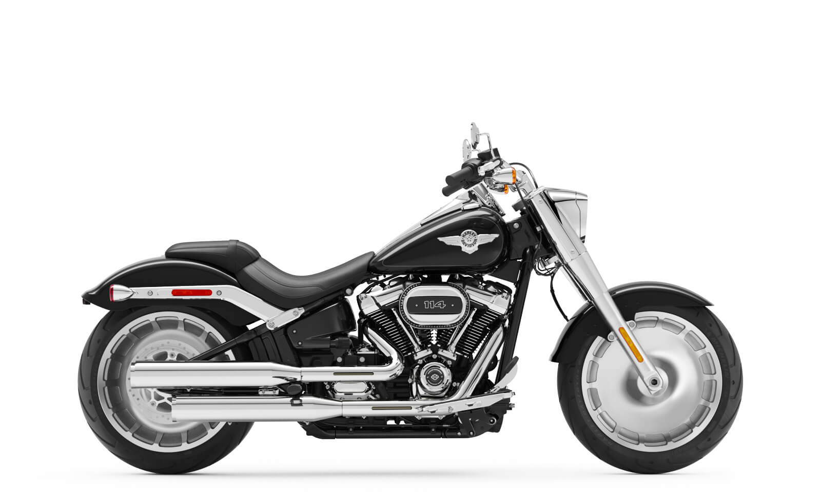 2021 Harley-Davidson Fat Boy®  114
