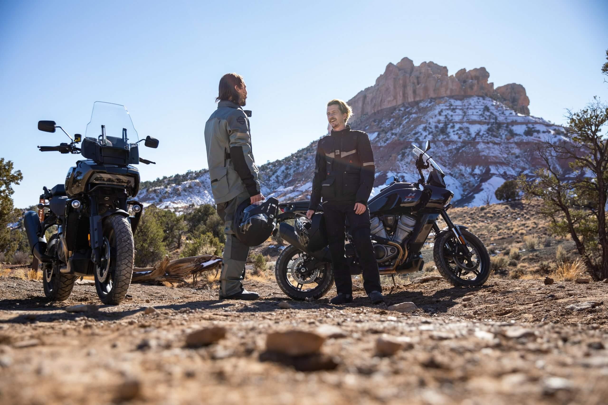 2021 Harley-Davidson Adventure Touring