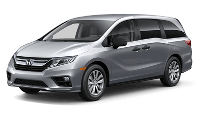 Winter Honda Odyssey Honda