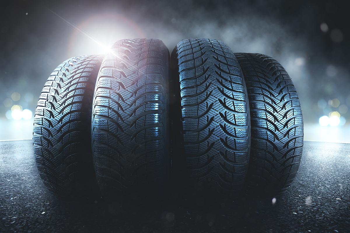 COMPETITIVE PRICING ON TIRES