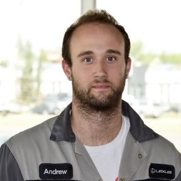 Andrew Mottram