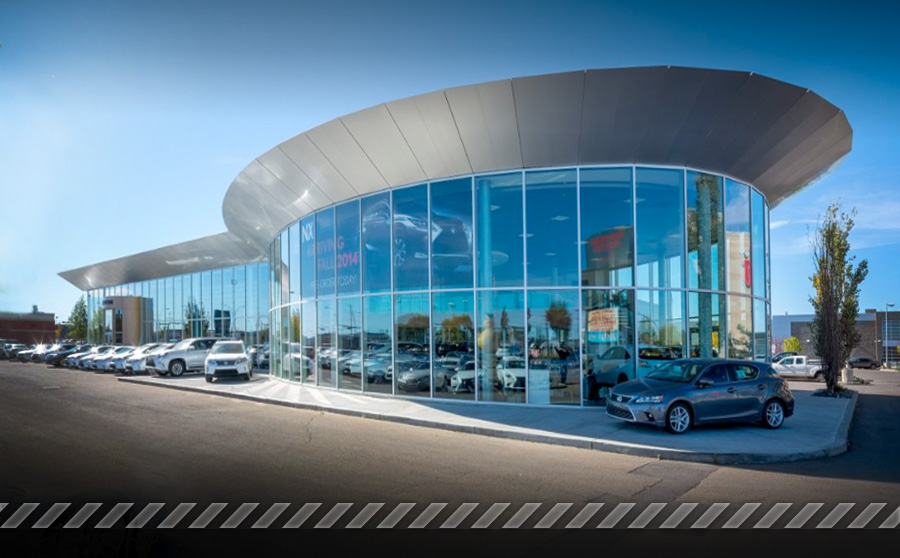 Why You Should Buy from Lexus of Edmonton, AB