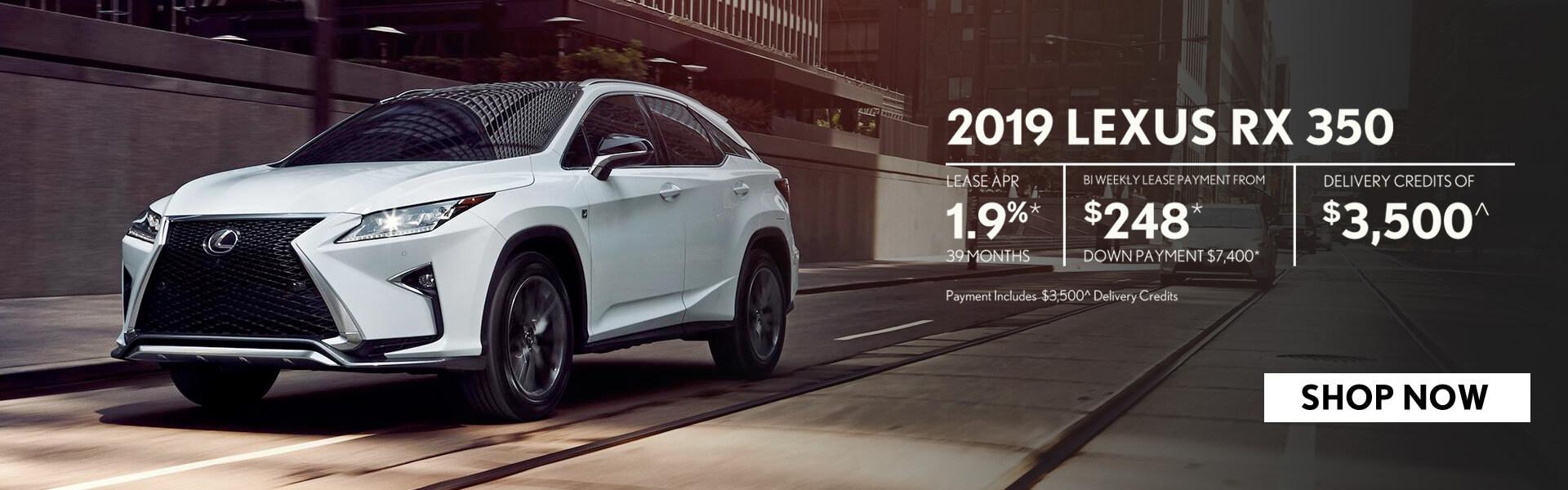 2019 Lexus RX Series for sale in Edmonton, AB