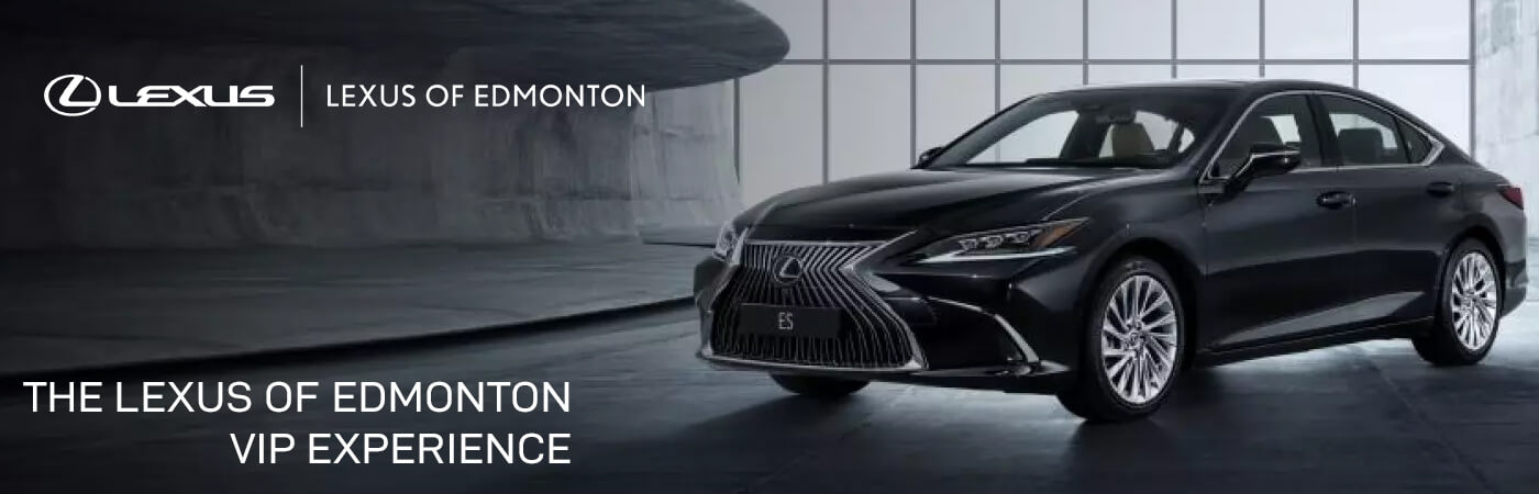 The Lexus of Edmonton VIP Experience