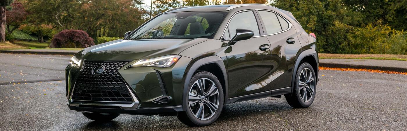 New 2020 Lexus UX for sale in Edmonton, AB
