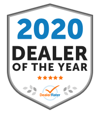 Dealer Rater 2020 Dealer of the Year