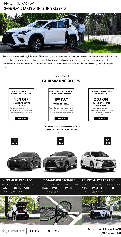 Lexus Loyalty