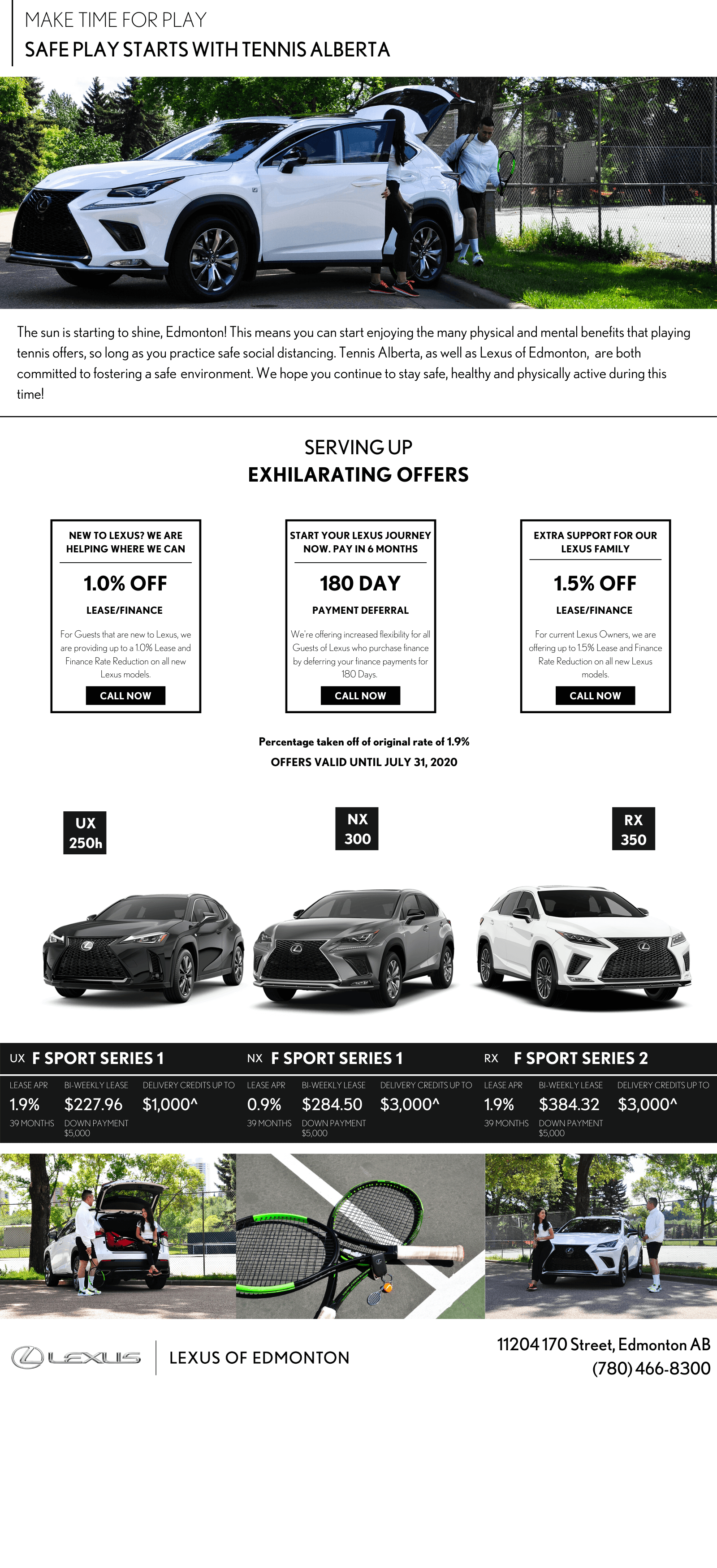 Lexus Loyalty