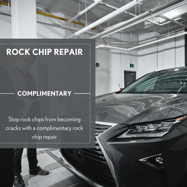 Rock Chip Repair