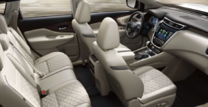 2019 Nissan Murano - Seating and Console