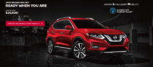 The 2019 Nissan Rogue