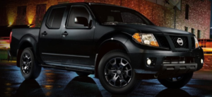 2019 Nissan Frontier - MIDNIGHT