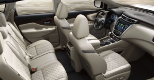 2019 Nissan Murano - An Inviting Interior