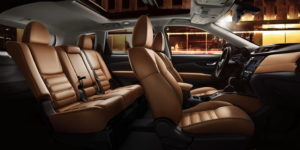 2019 Nissan Rogue - Sit in Comfort