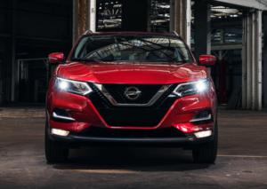 2020 Nissan Rogue Sport - A Fancier Face