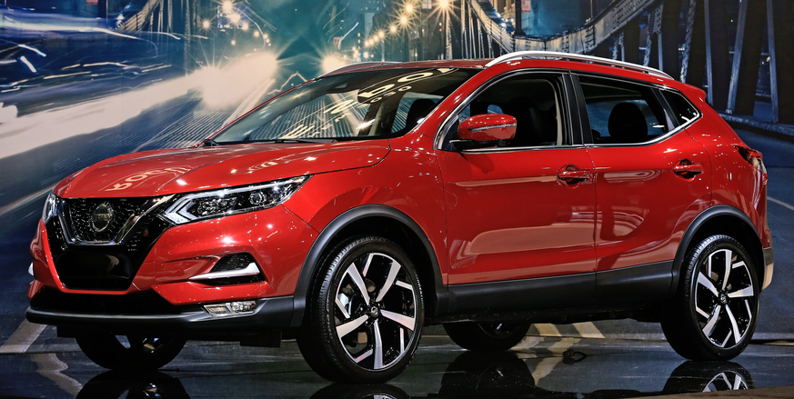 2020 Nissan Rogue Sport What S New Metro Nissan Dallas